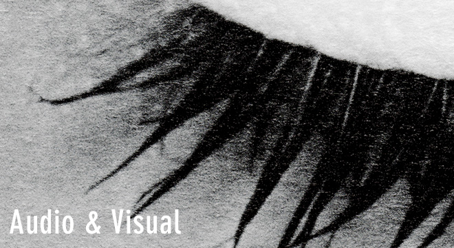 NEXT Audio & Visual banner