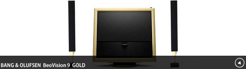 BANG & OLUFSEN BeoVision 9 GOLD サムネイル