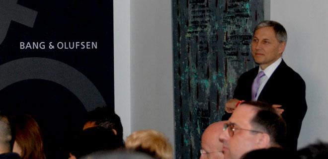 画像 駐日デンマーク大使のフランツ=ミカエル・スキョル・メルビン氏