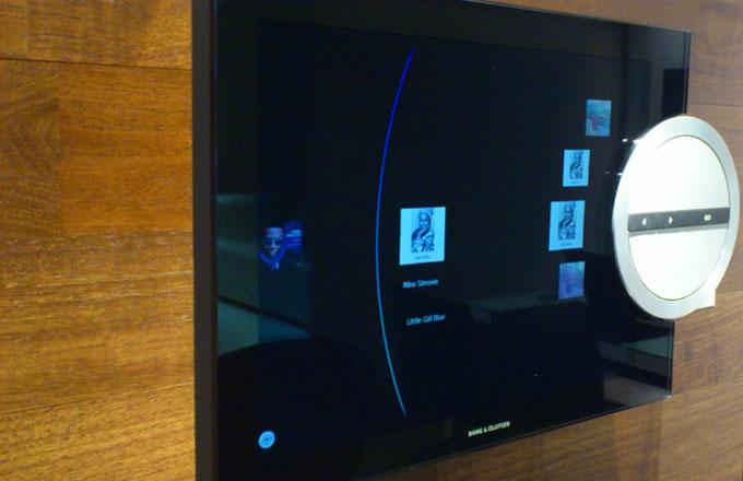 image BeoSound 5にCDリッピングデバイスが追加されました!